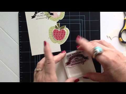 Make It Monday #175: Creative Card Borders Using Non-Border Dies