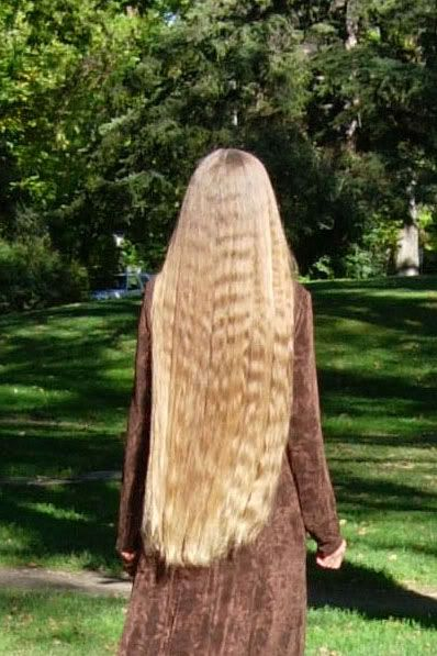 Hair Typing Reference Photos - perfect long hair