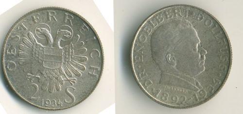 1934-Austria-Death-of-Dr-Dollfuss-2-Schilling-Coin