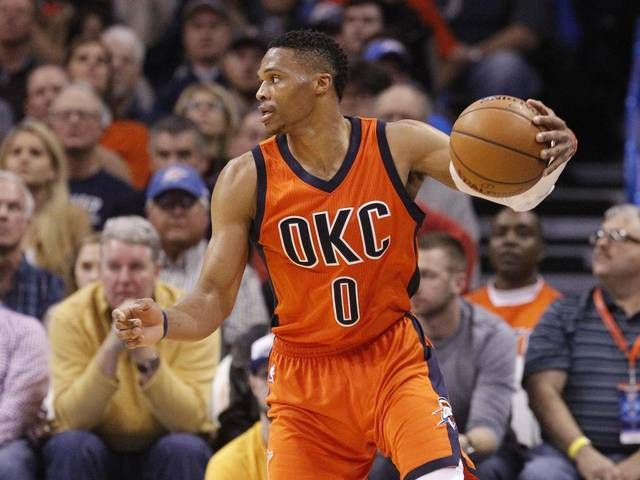 2016-17 Oklahoma City Thunder Schedule