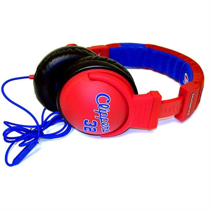 Skullcandy LA Clippers Blake Griffin Hesh Headphones