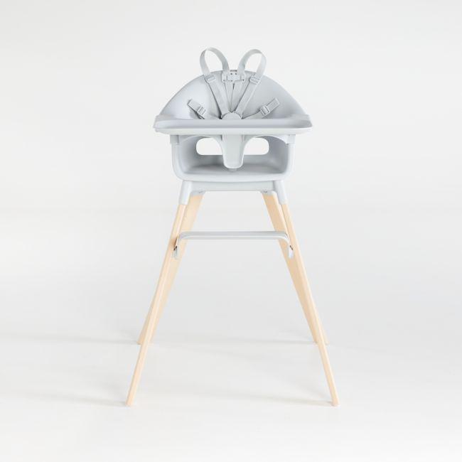 Stokke Clikk Grey Highchair High Chair Baby High Chair Ikea High Chair