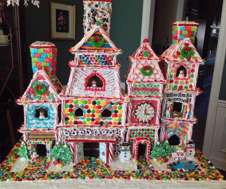 Abcya Christmas Tree: 34 Best Gingerbread House Images On Pinterest