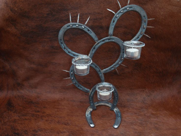 Prickly pear cactus votive Add a warm glow your rustic