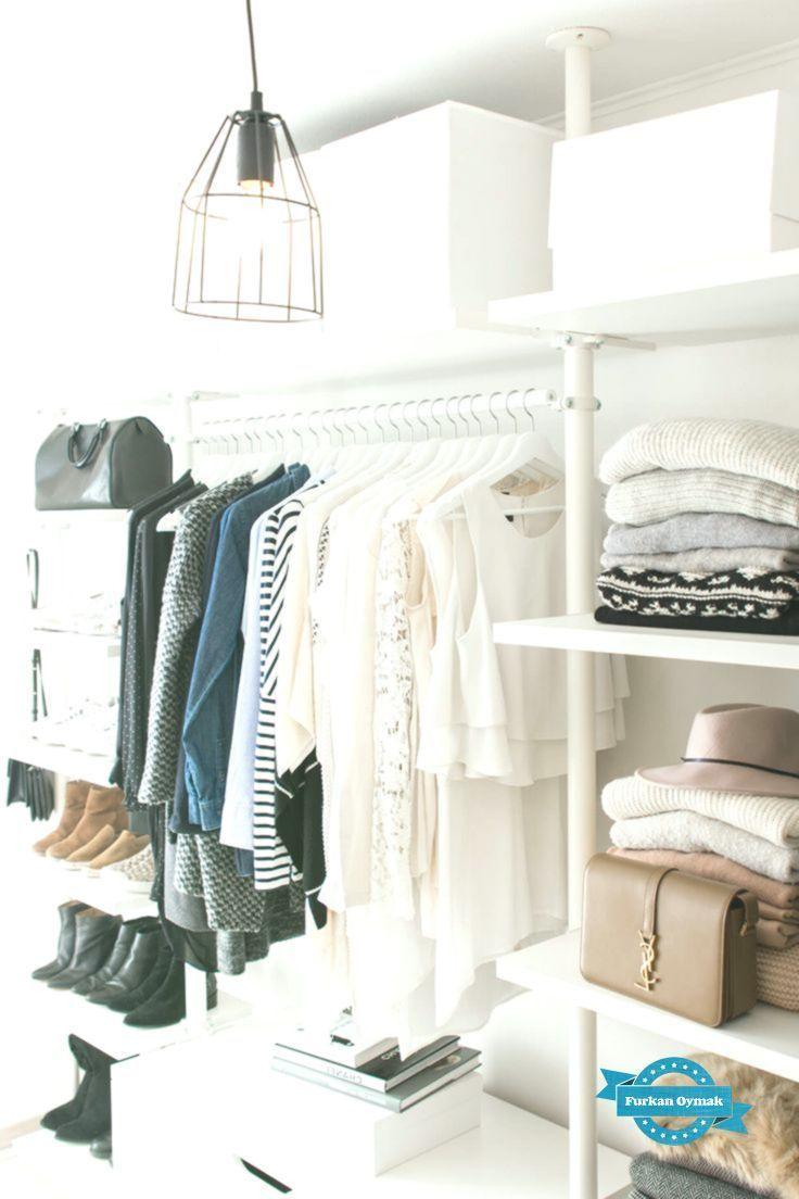 Begehbarer Kleiderschrank Ankleideraum Ikea Stolmen