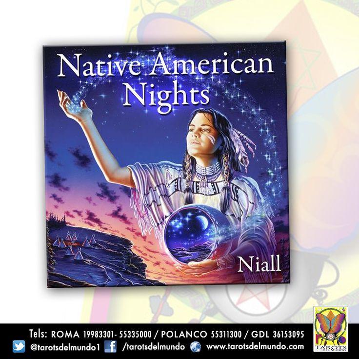 Niall vuelve con un homenaje que calma a los Grandes Pueblos Indígenas de América del Norte.  Noches nativo Americanas es un hermoso álbum relajante que invita al oyente a un lugar de tranquilidad alrededor del fuego bajo un cielo estrellado.