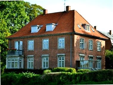 Brick house in Roskilde