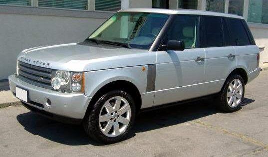 Range Rover - My future truck......