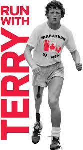 The Terry Fox run is happening Sept.20th.2015.