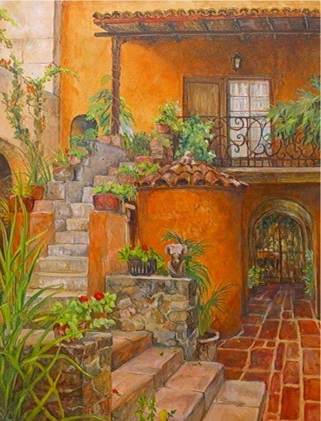san miguel de allende gardens #Mexico