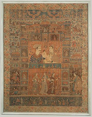 An interesting article on India's textile tradition on the Met Museum website.