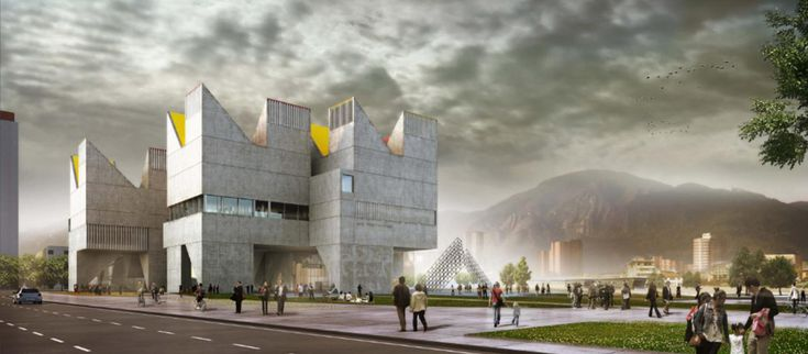 Galería - MGP + estudio.entresitio, primer lugar en concurso del futuro Museo Nacional de la Memoria de Colombia - 1