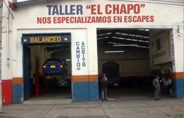 17 Letreros que obviamente fueron escritos en México