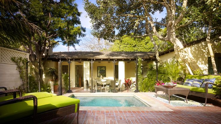 Four Seasons Resort The Biltmore Santa Barbara is unveiling four new and luxurious Bungalow Suites with heated Plunge Pools this June.