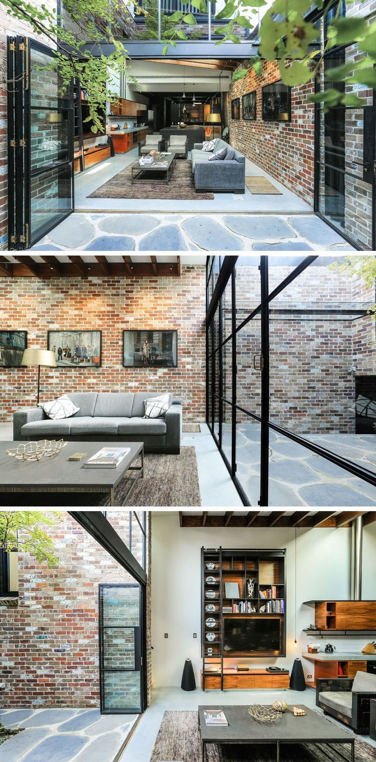 2814 best images about decorate this space 3 on pinterest a garage was converted into this comfortable living space modern home interior designhome