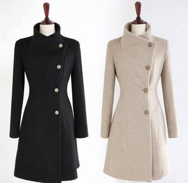 Пальто. Выкройки 38-54 (Шитье и крой) | Журнал Вдохновение Рукодельницы