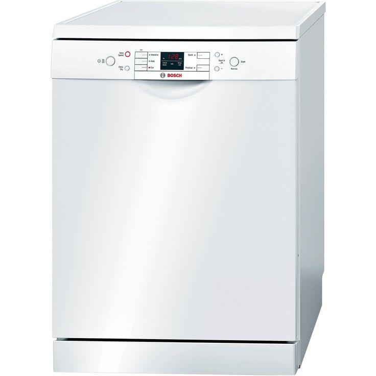 BOSCH SMS58M32GB ActiveWater Freestanding Dishwasher. #bosch #Dishwasher #AtlanticElectrics