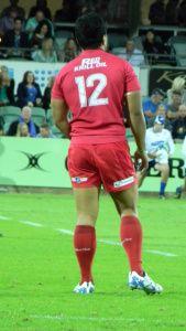 Legs theme...Ben Tapuai, Queensland Reds