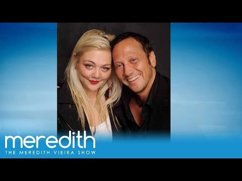 Rob Schneider On Daughter Elle King | The Meredith Vieira Show - YouTube