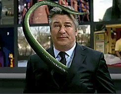 In this 2009 Hulu Superbowl commercial, Alec Baldwin explains to the world that television is being used to turn humans brains to mush. Baldwin then begins to shapeshift into a lizard alien, claiming his alien race is bent on world domination.