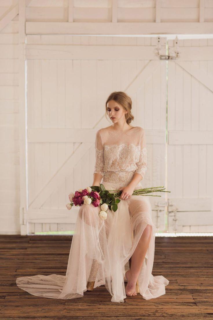 2017 bridal collection from Brisbane designer Jennifer Gifford