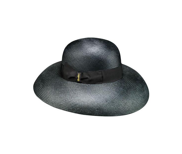 Audrey parasisol. Product code: 232097 Shop it here: http://shop.borsalino.com/eshop/product/Borsalino-Straw-Hats-Audrey-parasisol.html/1/pid/131827/frmCatID/36593/