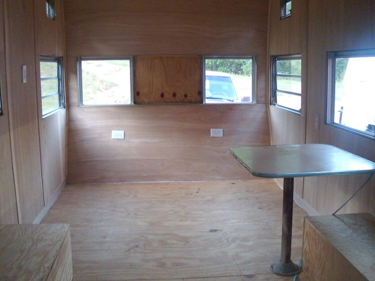 70 S Terry Travel Trailer Remodel Old 1970 S Terry Travel