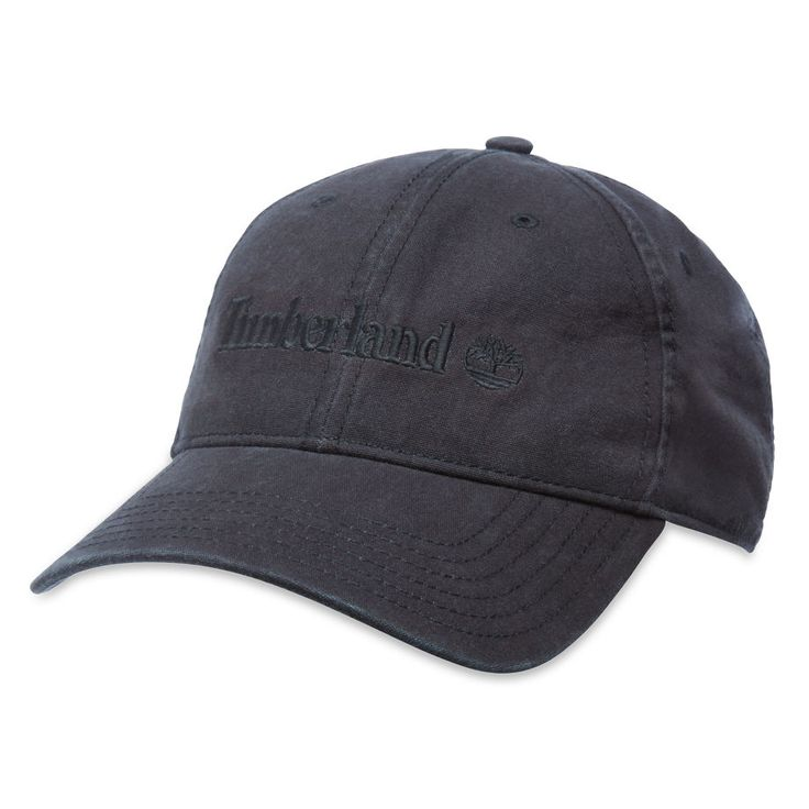 Embroidered Logo Baseball Cap homme | Timberland
