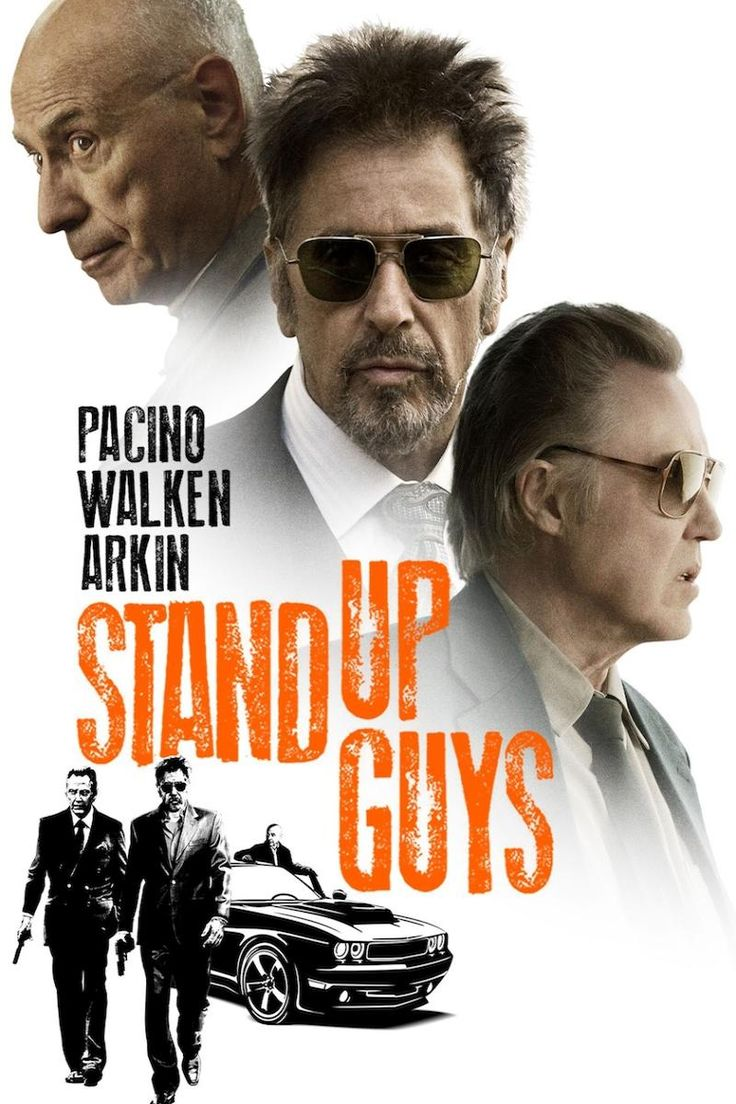 Stand Up Guys - Rotten Tomatoes