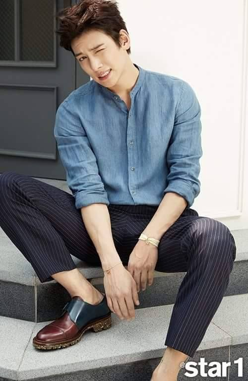 Ji Chang Wook can you just STOP KILLING ME RIGHT NOW????? JEBAL!!
