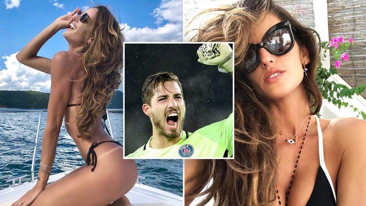 La confesión sexual de la mujer del arquero del PSG a días de enfrentar al Real Madrid