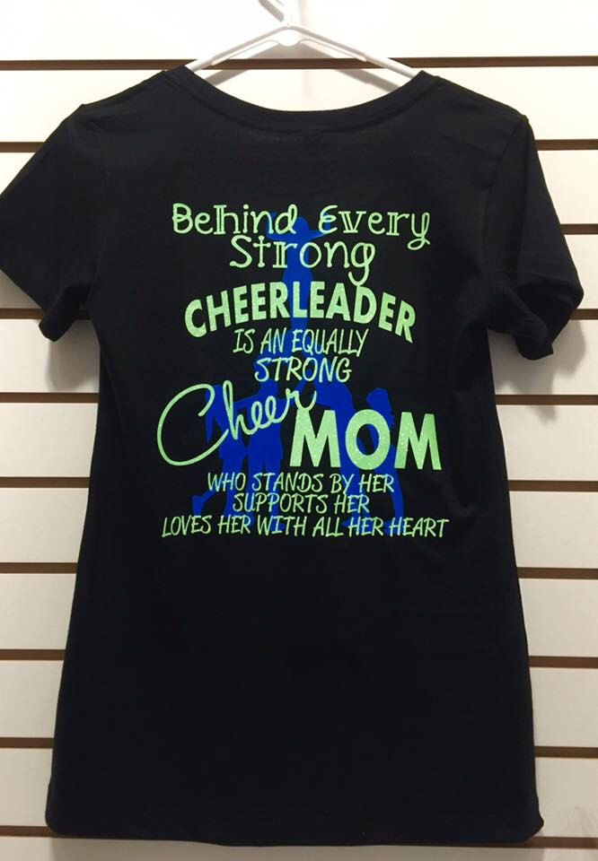 a personal favorite from my etsy shop httpswwwetsycom cheer mom shirtscheerleading