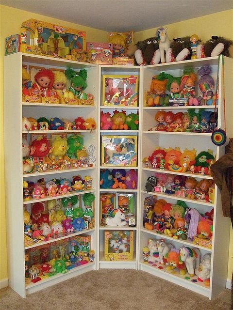Rainbow Bright! So many hours playing with these dolls as a kid.