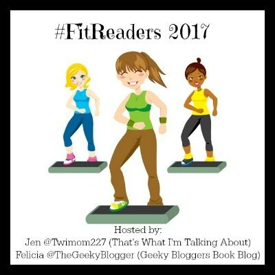 #FitReaders: Weekly Check-in April 21rst 2017 http://www.geekybloggersbookblog.com/fitreaders-weekly-check-in-april-21rst-2017/