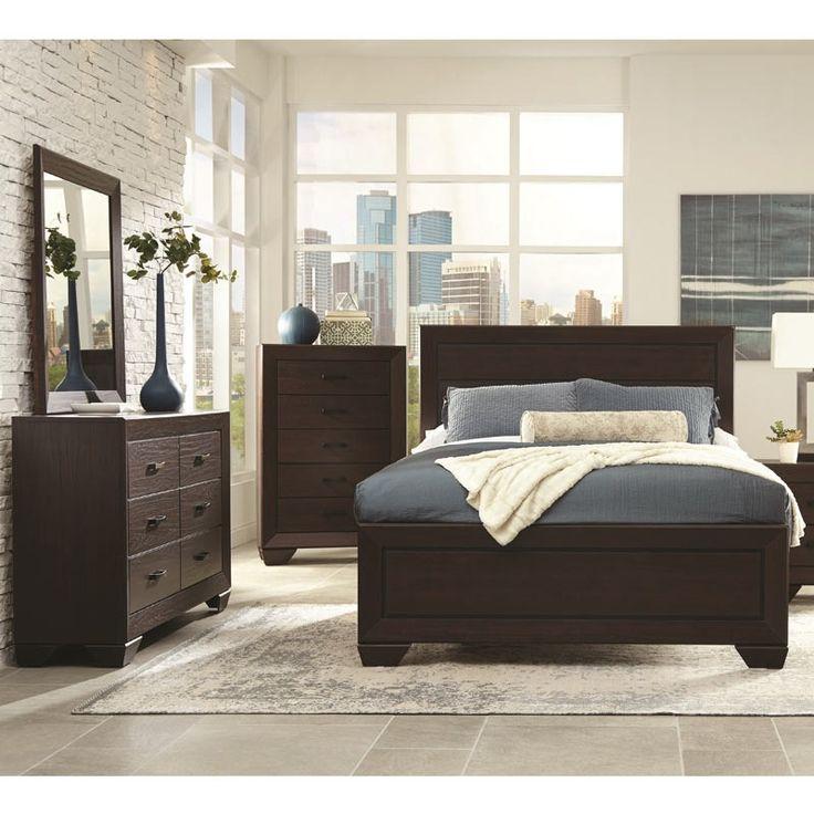 Fenbrook 5 Piece Queen Bedroom Weekends Only Furniture And Mattress Dream Bedroom