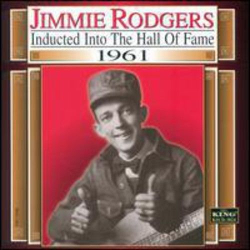 Jimmie Rodgers  Country Music Hall of Fame 61 [New CD]