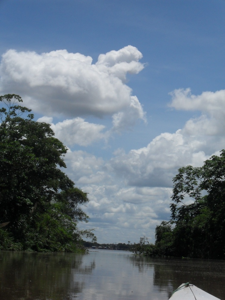 Yarinacocha lagoon - Pucallpa city