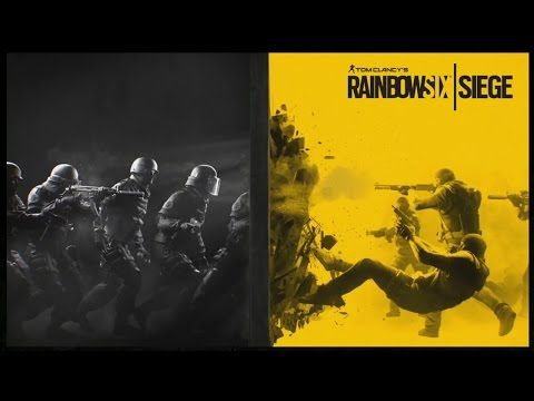 Rainbow Six Siege – 1st Public Live Gameplay Session 2014 [UK]