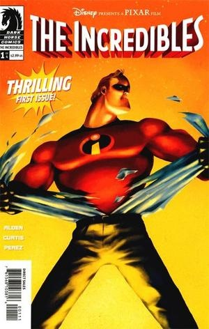The Incredibles #1 of 4 (Darkhorse Comics)