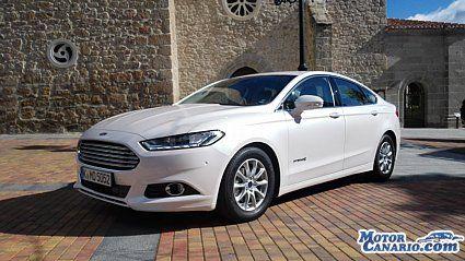 Ford inicia la fabricación en España del nuevo Mondeo Hybrid.