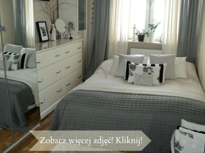 Mała Sypialnia W Bloku Szukaj W Google Mieszkanie W 2019