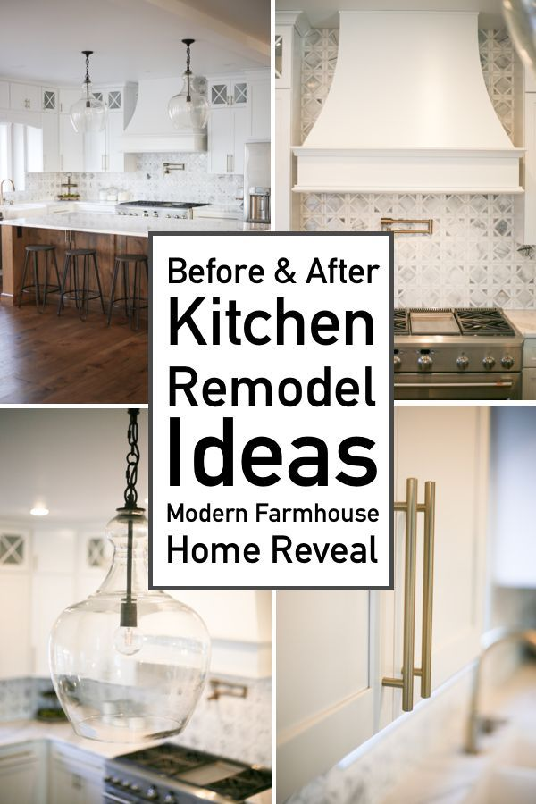 Stunning Kitchen Remodeling Ideas Modern Farmhouse Home