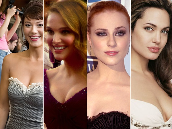 10 Pretty and Well-Liked Actresses of Hollywood