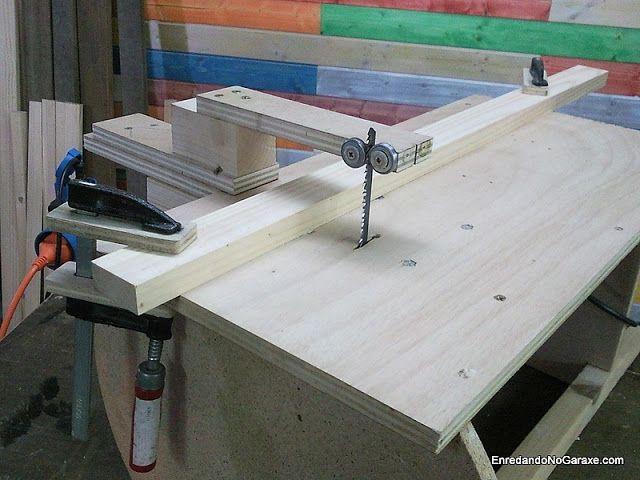M s de 1000 ideas sobre sierra de calar en pinterest - Sierra para taladro ...
