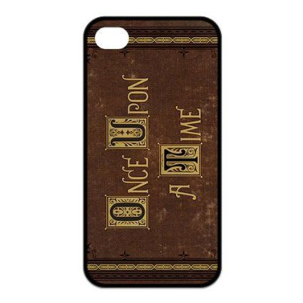 Amazon.com : Retro Design TV Show Once Upon A Time Printed on iPhone 4/4S Case, Movie Rubber TPU Case, Best iPhone 4 Case : Electronics