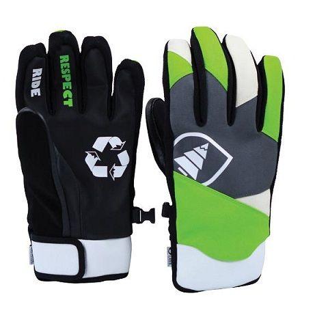 #Gants de #ski Tricks gris: Un paire de gant qui allie Style, technicité et confort : L'accessoire indispensable pour cet hiver! #LeGuide