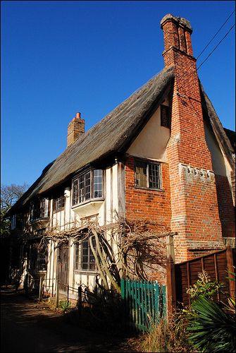 Tudor House, Blythburgh, Suffolk