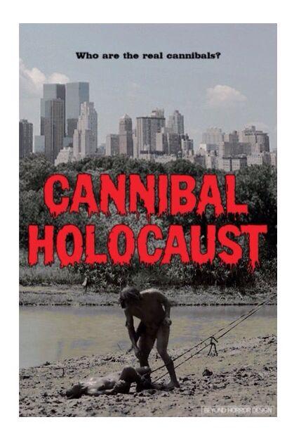 Cannibal holocaust # rugero deodato
