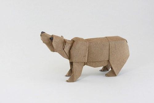 ORIGAMI BEAR