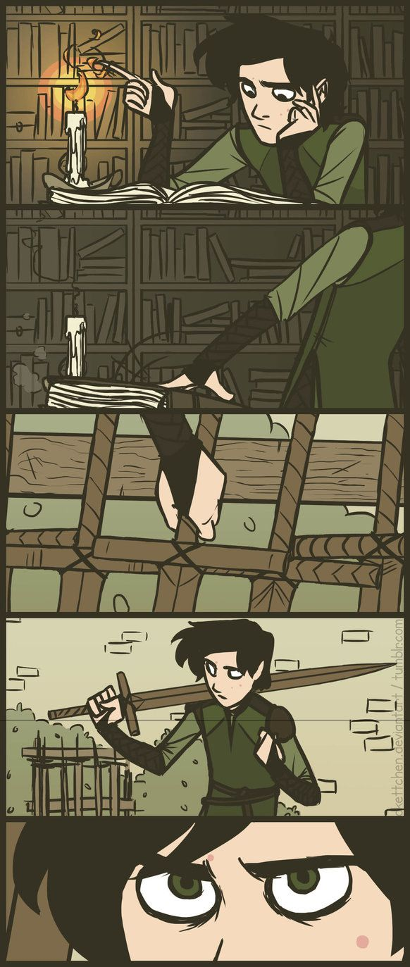 Determination - YTL saga - part 10/16 by DKettchen.deviantart.com on @DeviantArt